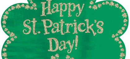 St. Patrick's Day Events Colorado Springs