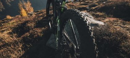 Biking in Colorado Springs